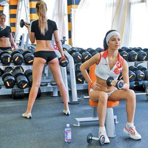 Фитнес-клубы Пироговского