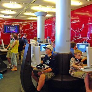 Интернет-кафе Пироговского