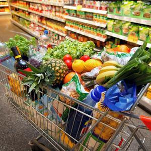 Магазины продуктов Пироговского