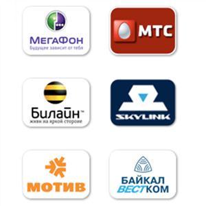 Операторы сотовой связи Пироговского