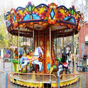 Парки культуры и отдыха Пироговского
