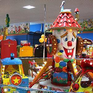 Развлекательные центры Пироговского