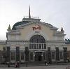 Железнодорожные вокзалы в Пироговском