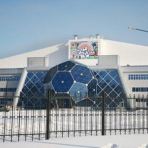 Спортивные комплексы Пироговского