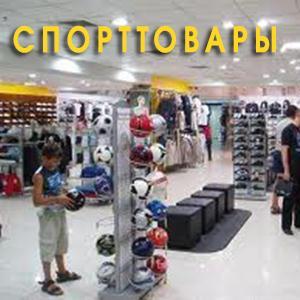 Спортивные магазины Пироговского