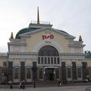 Железнодорожные вокзалы Пироговского